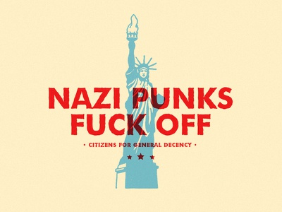 Only One Side usa trump dead kennedys president racism america
