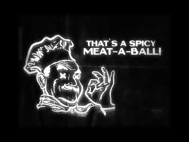 Meat-a-ball chef meatball what