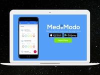 MediModo Landing Page