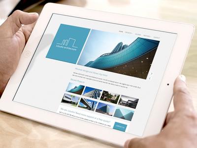 OneStudio WordPress theme design minimal theme wordpress