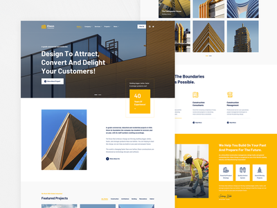 Eteon Architecture business product page industry industrialdesign product design property industrial handyman engineers engineering elementor contractor construction company construction building company building architecture architect