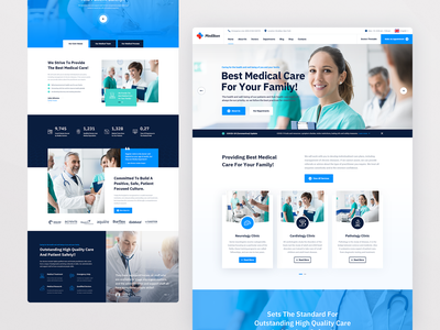 Medikon Classic uxdesign user interface design user interface userinterface surgeon corona clinic pharmacy physician dentist dental medical care healthcare health care doctor profile doctor medicine medical hospital health