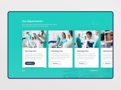 Departments section uxdesign user interface design user interface userinterface surgeon corona clinic pharmacy physician dentist dental medical care healthcare health care doctor profile doctor medicine medical hospital health
