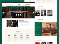 Green Trust - Lawyer & Attorney Business Theme