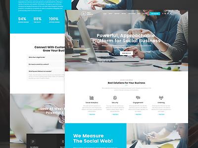 Westy SEO Marketing Agency statistics startup seo search engine optimizing optimization multi-purpose marketing theme marketers digital marketing digital agency charts analytics