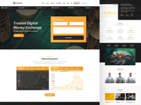 Cryptech ICO Trading