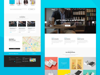Biger Business Theme