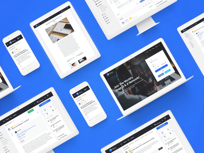 Discy Social Q & A WordPress Theme
