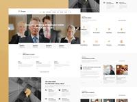 Trust - Lawyer WordPress Theme