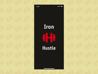Iron Hustle UI