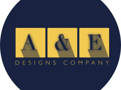 NEW LOGO AND PALETTE! business design vector illustrator blue yellow color logo