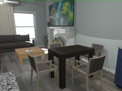 3D Interior Works