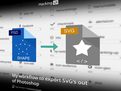 The HackingUI re-design hackingui redesign web websites blog cover image