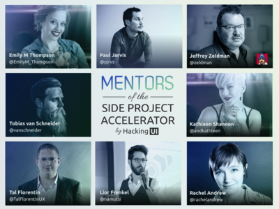 The Side Project Accelerator by Hacking UI