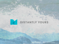Distantly Yours Logo Redesign—4a