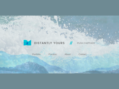 Distantly Yours Home