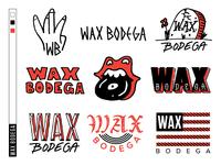 Wax Bodega Identity Explorations