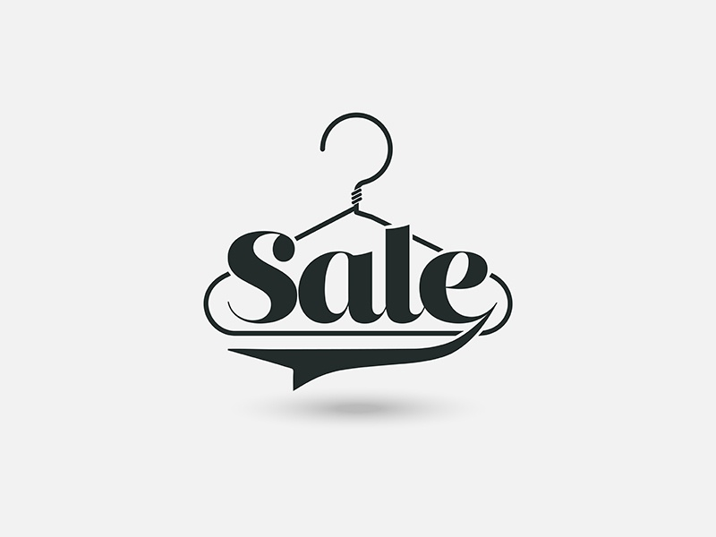 Sale Icon  Shopping Lovers Logo  by Bordo on Dribbble