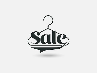 Sale Icon. Shopping Lovers Logo. black and white shopping sale design flat minimal symbol icon logo