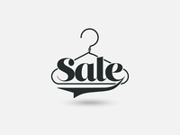 Sale Icon. Shopping Lovers Logo.