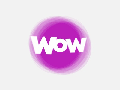 Wow Bubble Animation cool after effect dynamic bubble wow motion animation illustration concept design minimal flat