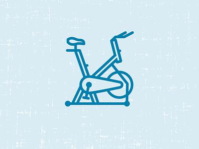 Exercise Bike Icon exercise bike icon exercise workout spinning