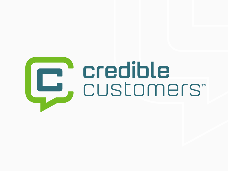 Credible Customers Logo