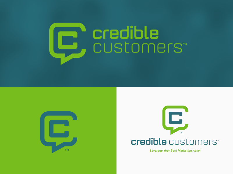 Credible Customers Logo Group