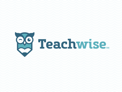 Teachwise Logo logolounge jon pope resources teachers frontline branding lockup logo teachwise