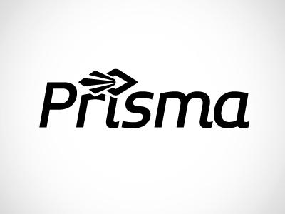 Prisma logo concept