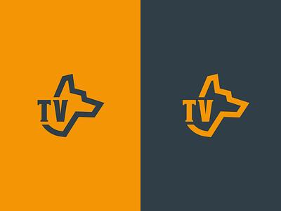 ProDogTV Mark jon pope tv show rescue dogs icon tv working dogs prodog tv logo mark