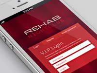 Nightclub Mobile App