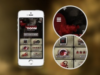 Haunted House Mobile Website