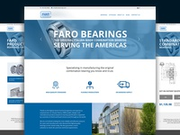 Web Design / Industrial Web Design