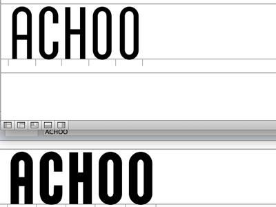 Laundromat Heavy Duty fonts typeface design type laundromat in progress
