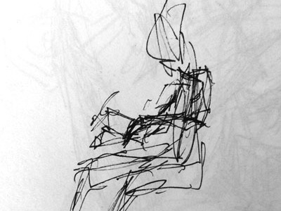 A Sort of Person sketch person