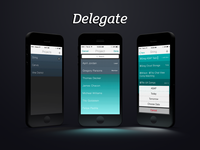 Delegate - Team Task Management App