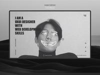 eum-ray portfolio website