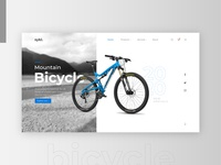 Bicycle Landing Page product design visual design responsive trend dashboard design dashboard ui dashboad user experience user interface userexperience userinterface ui ux uiux ux ui web design website design webdesign landing page landingpage
