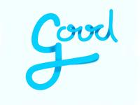 Good Lettering