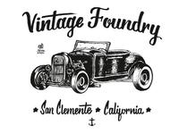 Vintage Foundry 3