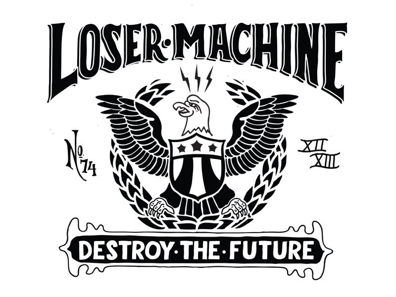 Loser Machine 1 By Christian Cantiello