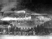 Productive Machine Diamond Logo