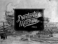 Productive Machine Crest