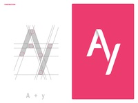 Logo exploration - Logo A Y E