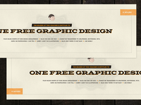 One Free Graphic Design Voucher