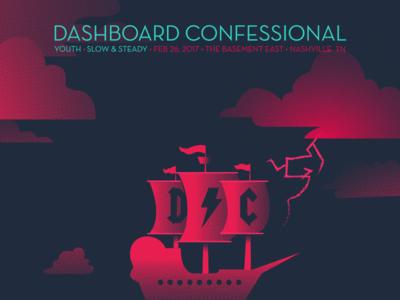 Dashboard Confessional Night 4