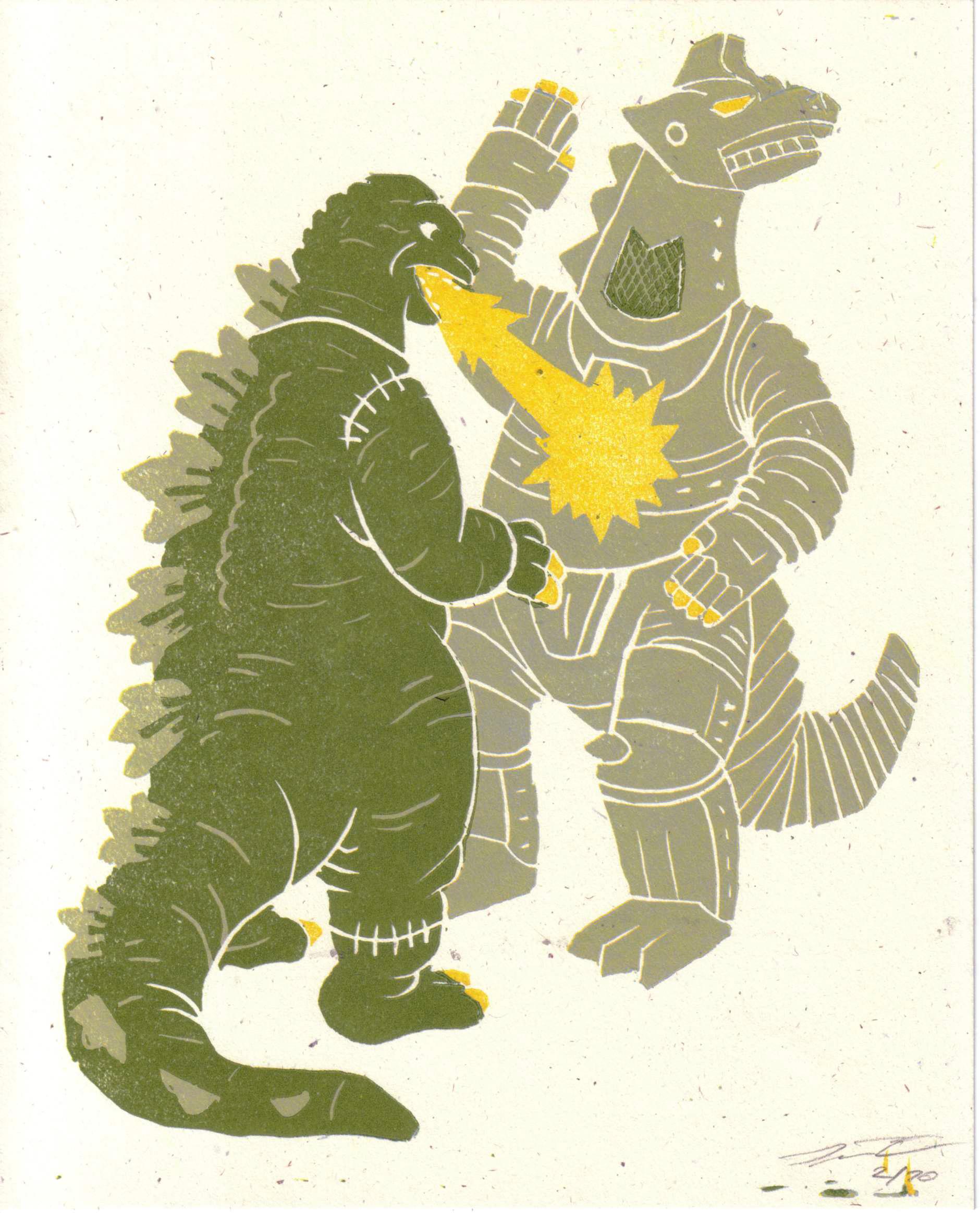 Godzillaprint