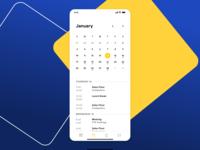 TLC Calendar Redesign
