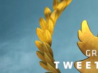 'Tweets de Ouro' logo - detail
